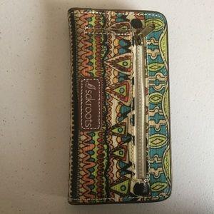 Boho wallet